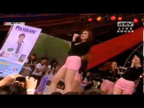 Bexxa - Lihat Aku at Mantap ANTV 23 12 2012