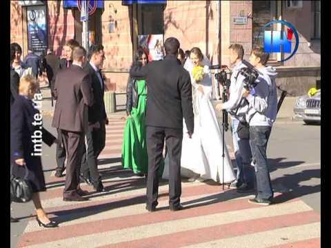 У Тернополі - весільний бум