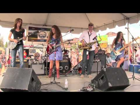 Blues from the Top 2012 Sadie, Sam & guests-  Summertime