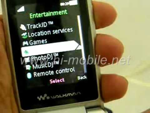 Sony Ericsson W508 Fully Unlocked (www.hi-mobile.net)