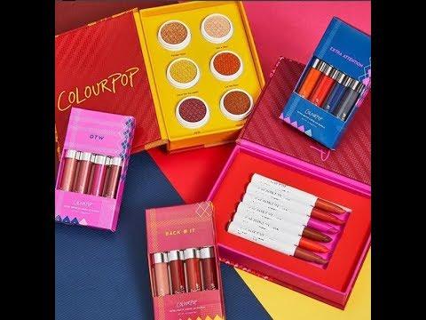 Znalezione obrazy dla zapytania Colourpop School In Session Collection