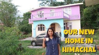 Hamara Naya Ghar Himachal Mein 🚗🏡 !! Indian Mom Studio