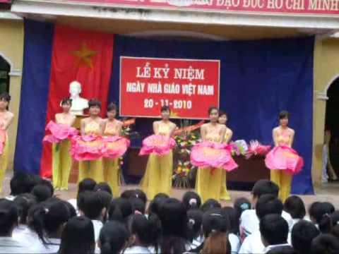 Múa - Rạng rỡ Việt Nam - 11a2 (2)