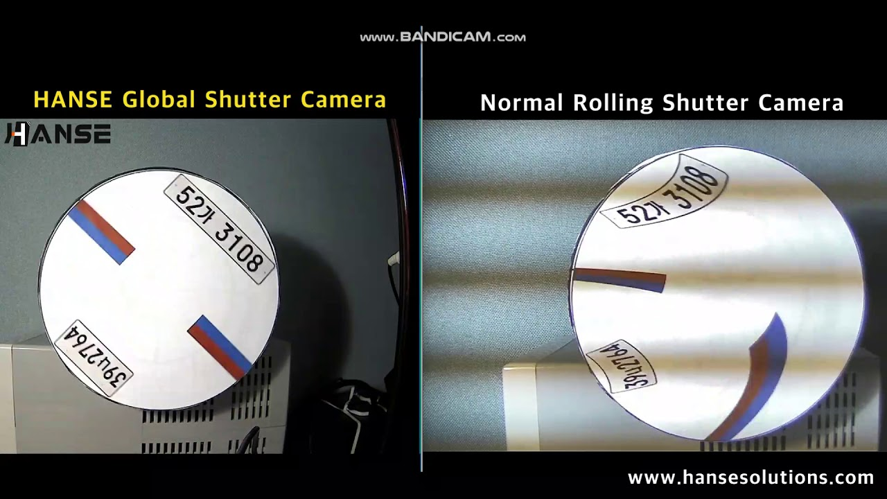 HanseSolutions Global Shutter camera with Rolling Shutter Camera  comparison-1