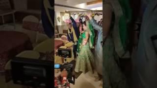 Dulhan mast dance on her wedding