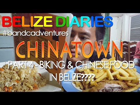 Biking Caye Caulker + Chinese Food in Belize - Belize Diaries Part 4
