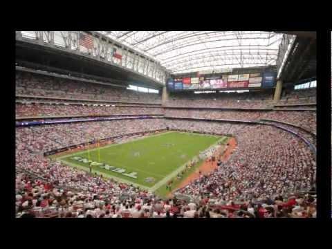 NFL Time Lapse: Reliant Stadium - Houston, TX