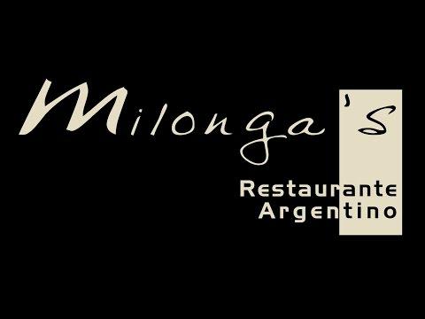 Restaurante Milonga's Sevilla en Nervión - Actúan João Alves & Elisabet Matito