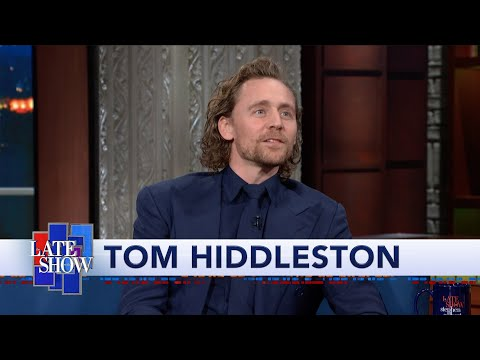 VIDEO: Tom Hiddleston Plays 'Big Booty' to Warm Up for BETRAYAL