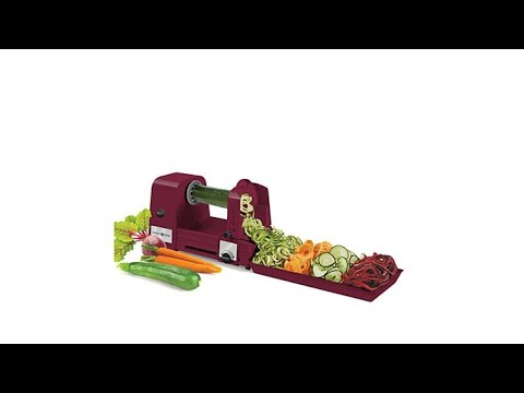 Simply Ming Automatic 4in1 Power Spiralizer