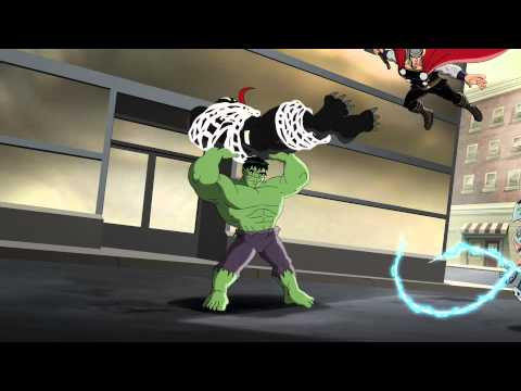 Phineas and Ferb: Mission Marvel  Fred Tatasciore  Voice of Hulk