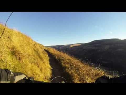 Test on a Specialized Levo at Afan