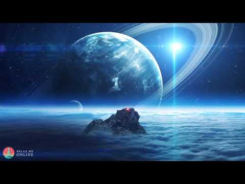 Relaxing Space Ambient Music, Sleep Music, Meditation Music,