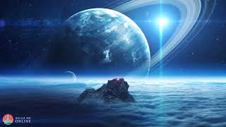 Relaxing Space Ambient Music, Sleep Music, Meditation Music, Calming Music, Beat Insomnia