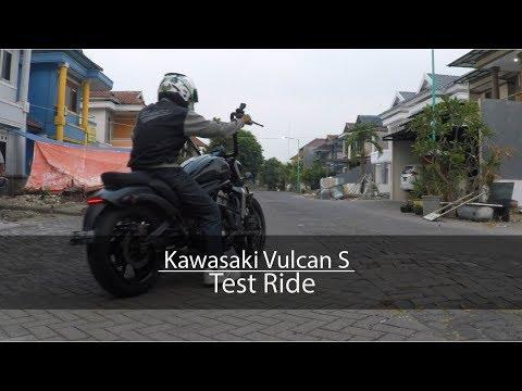 Kawasaki Vulcan S   MOTOR ATAU SOVA ??