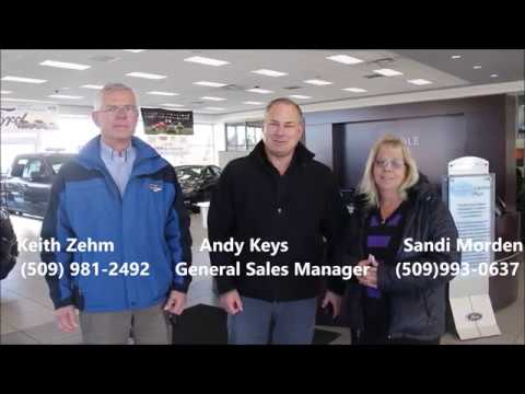 Car Dealerships Spokane Wa >> Wendle Ford Fordpass Remote Start Spokane Wa