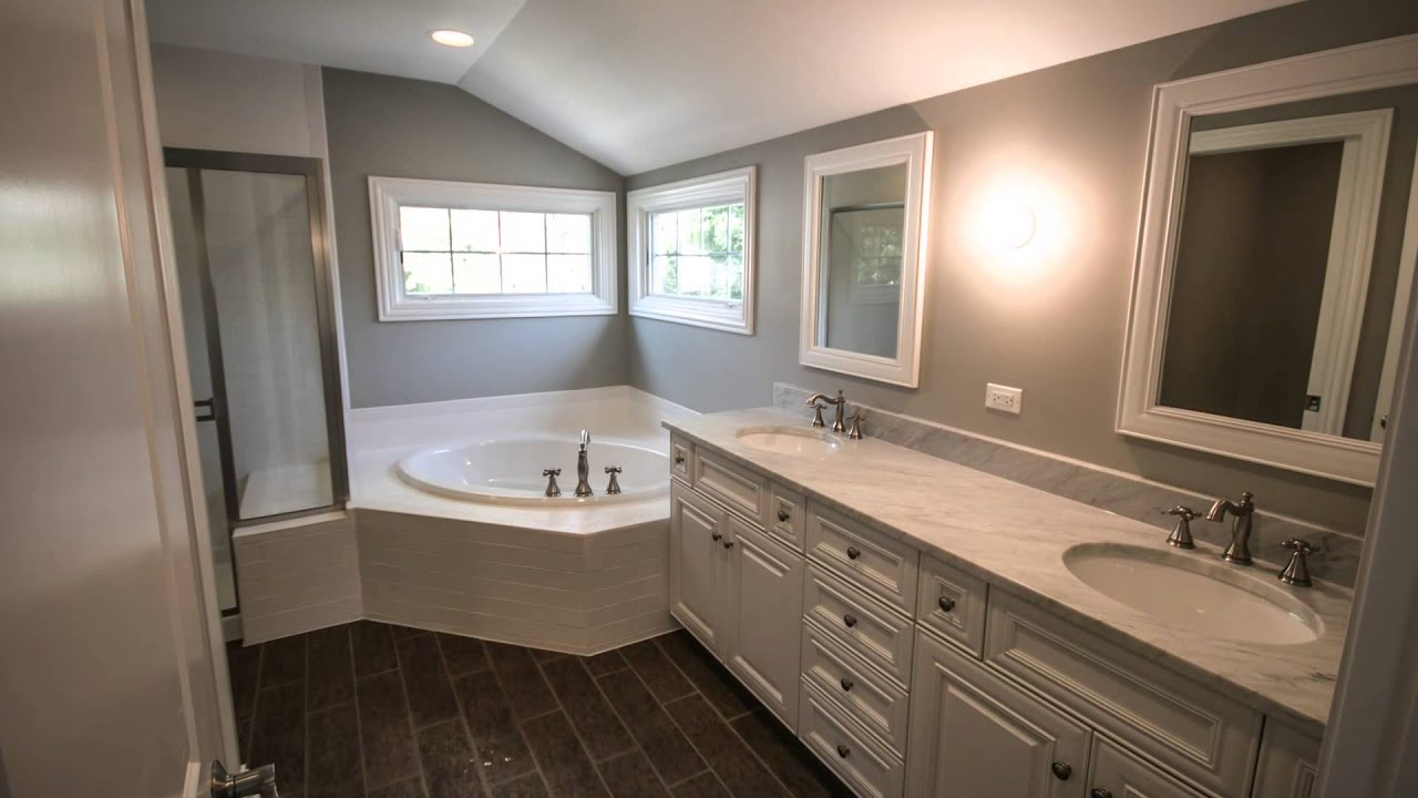 Five Of Our Favorite Master Bath Designs For Spring 2015
