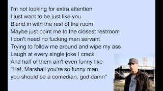 Eminem - Beautiful lyrics [HD]