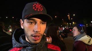 """Fusillade sur les Champs-Elysées: """"un seul tireur""""dit un témoin"""
