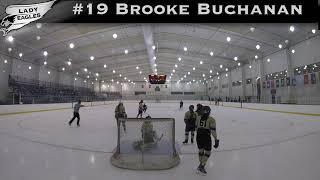 2018-2019 #19 Brooke Buchanan GY 2024 Carolina Lady Eagle Highlights