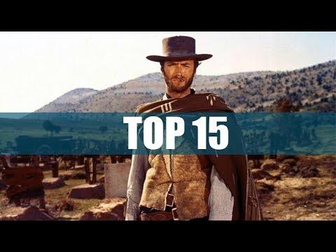 Las 15 mejores películas de vaqueros/Wéstern I Best Wéstern Movies