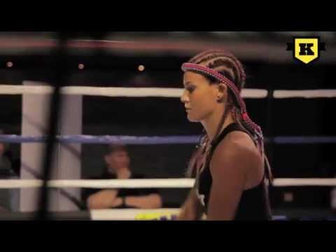 Veckans Fighter - Madeleine Vall