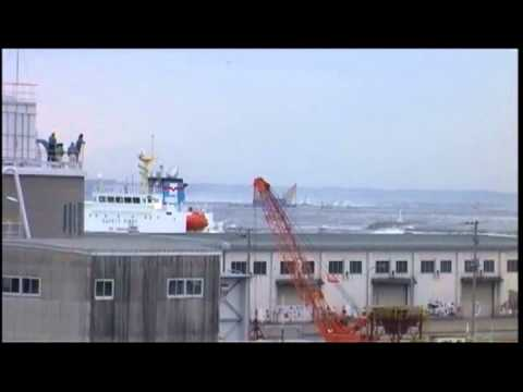 東日本大震災 八戸市の記録 動画8