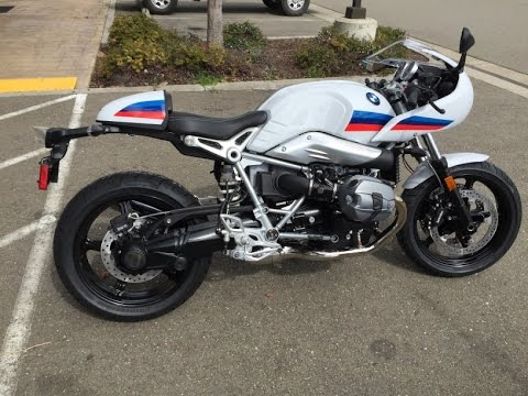 2017 Bmw R9t Cafe Racer The Money Shot Youtube