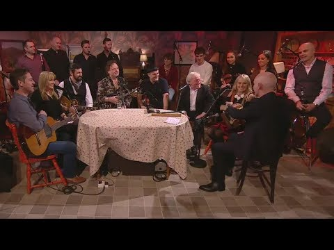 Sharon Shannon, Mundy & Friends perform Galway Girl | The Ray D'Arcy Show | RTÉ One