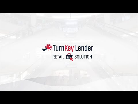 TurnKey Lender Retail - Intelligent End-to-End Lending Automation for Consumer Financing