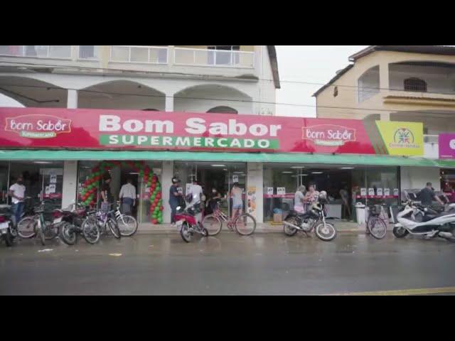 Inauguração - Supermercado Bom Sabor - Piúma/ES