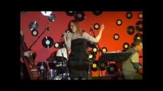 �������� ���� Лана Меркулова на ДжазМарафоне в Киеве 2012. День1:) ������