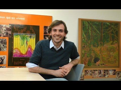 Témoignages de chimistes : Matthieu Lebon (Muséum National d'Histoire Naturelle, Musée de l'Homme)