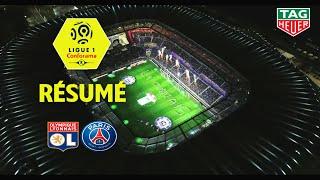 Olympique Lyonnais - Paris Saint-Germain ( 2-1 ) - Résumé - (OL - PARIS) / 2018-19
