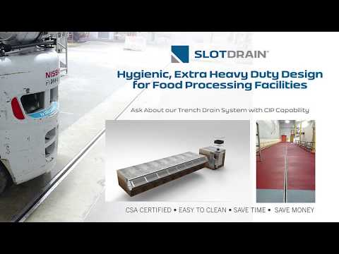 History of Slot Drain Systems and Stainless Steel Drains