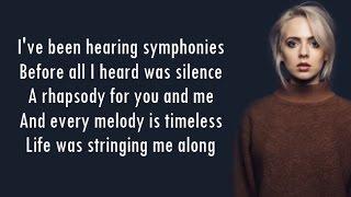 SYMPHONY - Clean Bandit feat. Zara Larsson // Madilyn Bailey Cover (Lyrics)