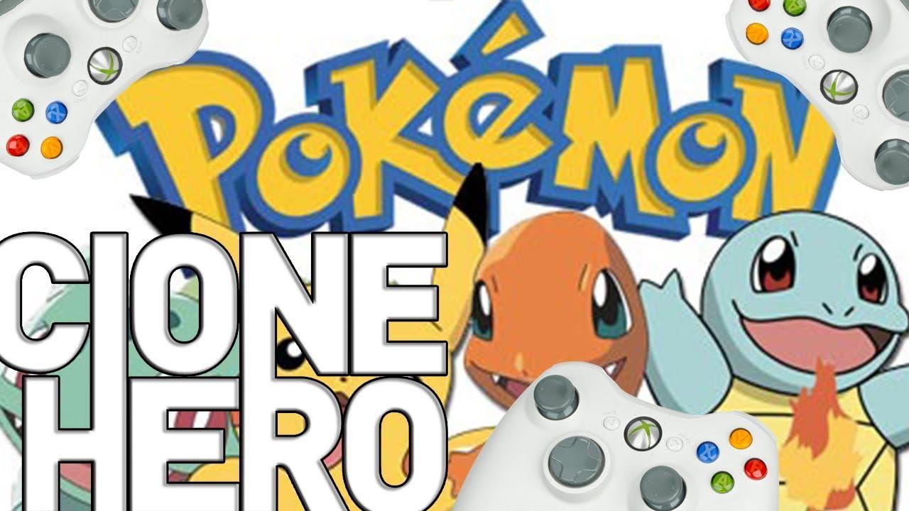 Clone Hero: Pokemon Theme song - YouTube