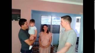 Заметки о Кубе, гид Хавьер, его семья, жена ребенок мама и прочее из быта