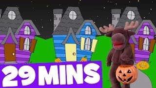Trick or Treating Song and More | 29mins Halloween Songs Collection for Kids