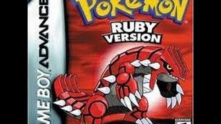 How To Get to Sootopolis City on Pokemon Ruby