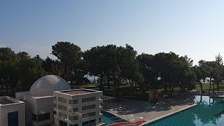 Где же блогер Рум тур Обзор отеля Риксос Сангейт Бельдиби Погода в Турции в ноябре