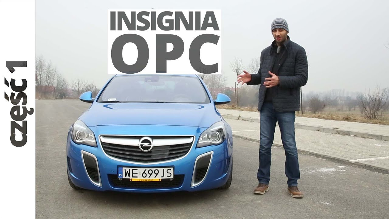 opel insignia opc 2 8 v6 turbo ecotec 325 km 2015 pl eng. Black Bedroom Furniture Sets. Home Design Ideas