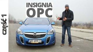 Opel Insignia OPC 2.8 V6 Turbo ECOTEC 325 KM, 2015 [PL/ENG] - test AutoCentrum.pl #188
