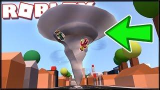 TOHLE TORNÁDO JE MEGA!!! - MUSÍME PŘEŽÍT TORNÁDO V ROBLOXU! (Tornado Alley)