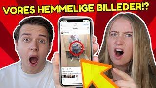 AFSLØRER VORES HEMMELIGE BILLEDER m. Rebecca