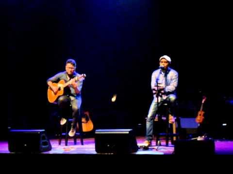 Glenn Fredly - Nyali Terakhir singing for Mila & Patrick