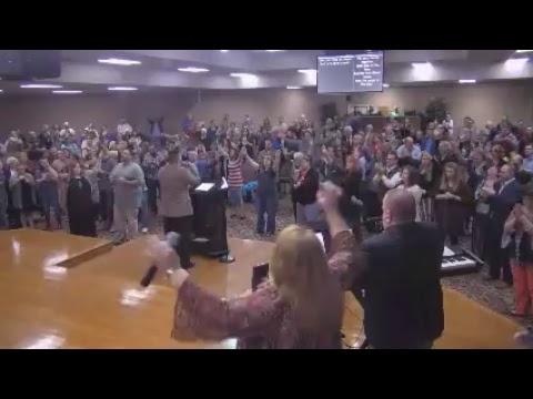 Let down your net | Pastor John Parish (Live)