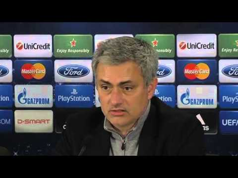 Mourinho and Mancini react after Galatasaray and Chelsea draw 1-1