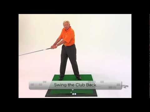 Lesson 1: Creating the Gap -- 8 Step Golf Swing #2