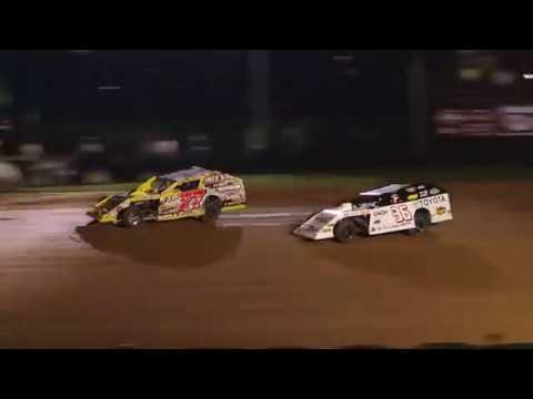 DIRTcar Summer Nationals Modifieds Spoon River Speedway June 25th, 2018 | HIGHLIGHTS